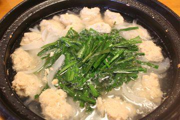 タマシャモ丸ごとミンチのコラーゲン鍋